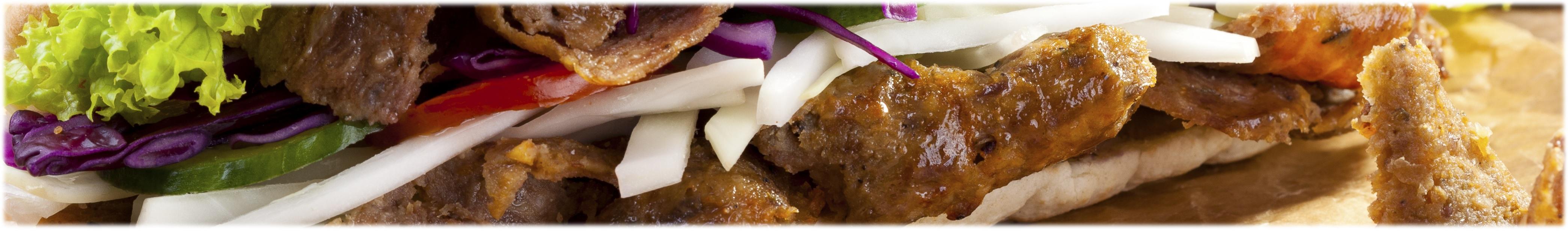 Kebabs/Wraps
